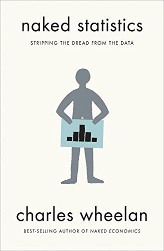 """Cover of the book """"Naked Statistics"""""""