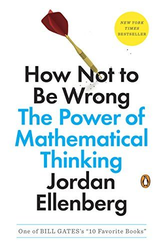 """Cover of the book """"How Not to Be Wrong"""""""