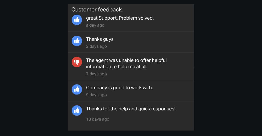geckoboard-customer-feedback-dashboard
