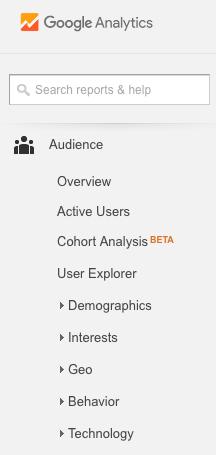 google-analytics-for-buyer-persona