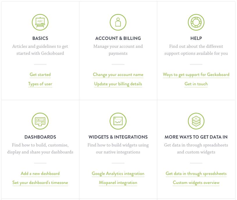 help-support-center-navigation-screenshot