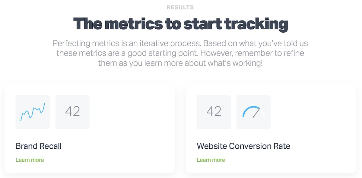 Introducing the SaaS Metrics Generator (beta) | Geckoboard blog