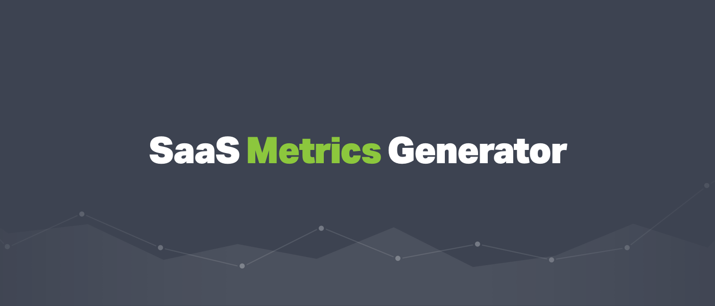 saas-metrics-generator