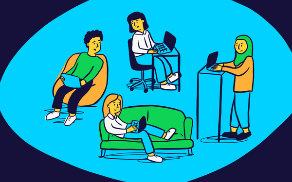 How 4 companies foster remote teamwork and collaboration with Geckoboard