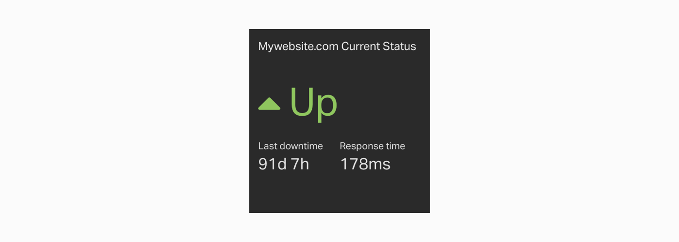 website-uptime-ecommerce-metric