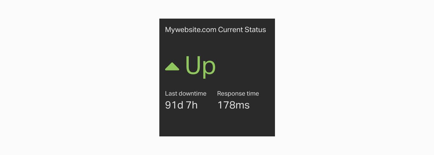website-uptime-ecommerce-metric