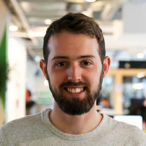 Photo of Jack Harrison-Sherlock, Senior Continuous Improvement Lead at Vend