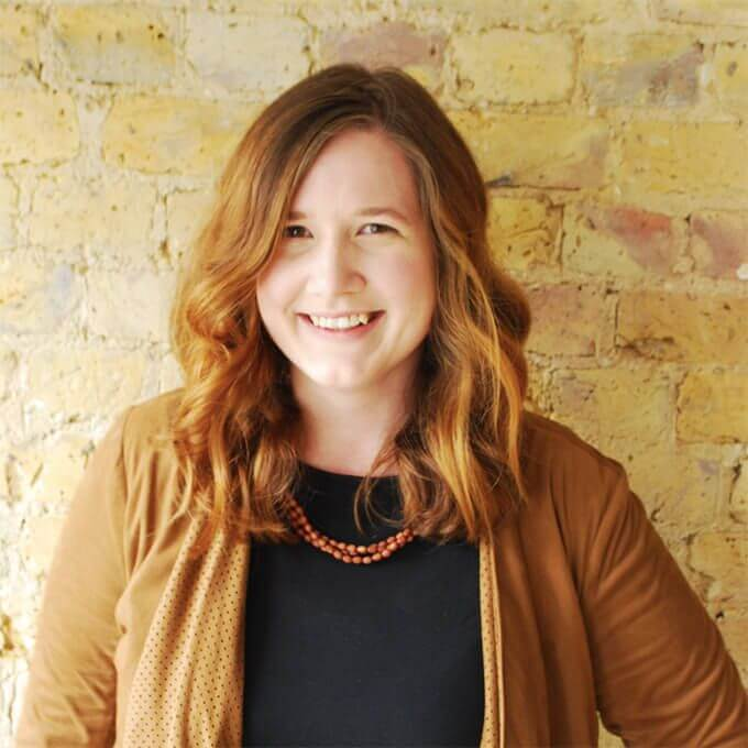 Photo of Anna Evans, Head of Marketing at Geckoboard